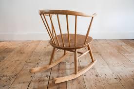 Ercol Windsor Rocking Chair Vintage Ercol 452 Cowhorn Rocking Chair Work Shop Studio