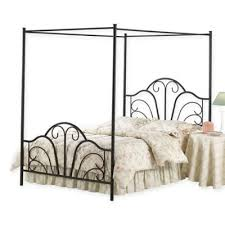 Black King Canopy Bed Buy Bedding Sets Canopy Bed From Bed Bath U0026 Beyond