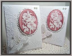 beautiful handmade embossed cards handmade4cards