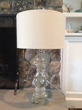 Restoration Hardware Table Lamps Restoration Hardware Lamp Ebay