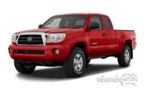 Comfort Cab Sf Used Toyota Tacoma For Sale In San Francisco Ca Edmunds