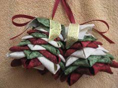 no sew starry wreath pattern craft pattern
