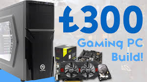 insane 300 budget gaming pc build 2016 1080p console killer