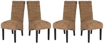 4 Dining Room Chairs 4 Braided Dining Chairs Dining Tables Wood Kitchen Chairs Dining