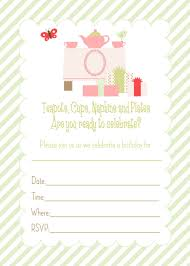 birthday invitation 13 template