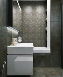 gray bathroom tile ideas 3 small apartments that rock uncommon color schemes with floor plans