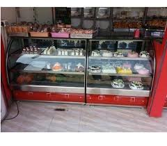 Food Display Cabinet Chiller For Sale Singapore Bakery Display Counter Bakery Display Cases Manufacturer From Pune