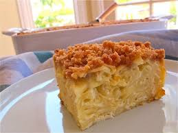 Noodle Kugel Cottage Cheese by Vanilla Noodle Kugel Noodle Kugel With Cookie Topping