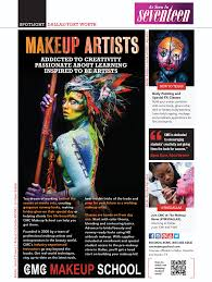 makeup classes in fort worth cmc published in seventeen magazine