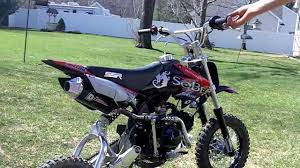 125cc motocross bikes for sale cheap ssr 125cc pitbike review youtube