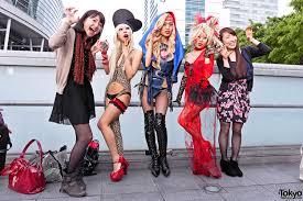gaga fan fashion in japan 91 tokyo fashion news