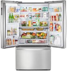Whirlpool Inch French Door Refrigerator - whirlpool wrf964cihm 36 inch french door refrigerator with dual