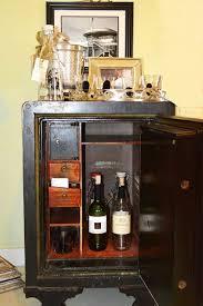 vintage safe liquor cabinet home sanctuary interiors arbor