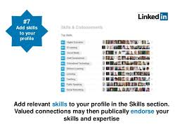 looking beyond the cv developing a linkedin profile