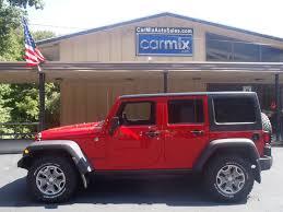 red jeep wrangler unlimited 2014 jeep wrangler unlimited rubicon city pa carmix auto sales