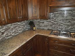 Kitchen Countertops Without Backsplash What S A Countertop Without Awesome Tile Backsplash Creative