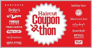 holiday hair coupons 7 99 haircut coupon a thon