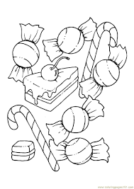 candy u0027s coloring page free candy coloring pages