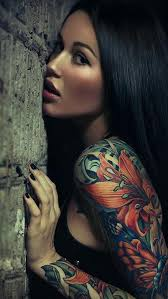 wallpaper laptop tattoo 4k ultra hd images tattoo girl 640x1136 for pc mac laptop