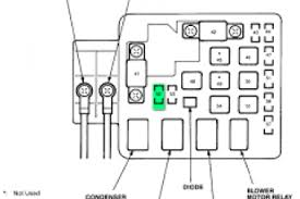 97 honda civic horn wiring diagram wiring diagram