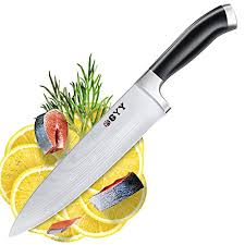 amazon com gyy 8 inch chef knife professional kitchen knife