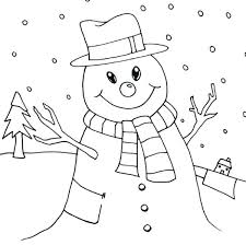 snowman coloring pages pdf coloring page snowman snowy coloring pages snowman on love snowy
