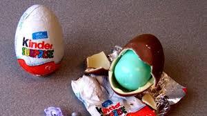 easter eggs surprises easter reminder kinder eggs banned in u s ctv news