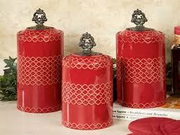 moroccan patio furniture red canister sets at jcpenney red