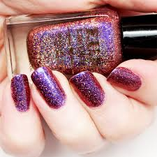 fun lacquer cheers to the holidays h mani