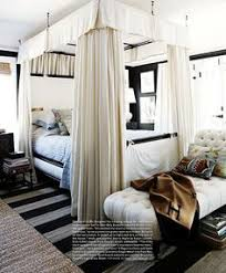 Faux Canopy Bed Drape 17 Solutions To Common Small Space Problems Canopy Drapery