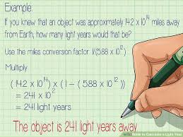 how long does it take to travel a light year images How to calculate a light year 10 steps with pictures wikihow jpg