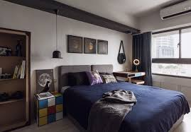 Bachelors Pad Bedrooms For Young Energetic Men Home Design Lover - Bachelor apartment designs