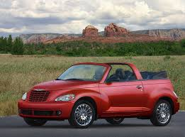 chrysler pt cruiser convertible specs 2006 2007 2008