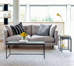 design by conran sofa salone 3 seater sofa beige by content by terence conran