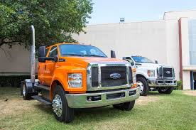 ford f 650 and f 750 power stroke designed to go 500k without