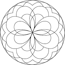 29 simple mandala images drawings mandala