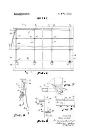 patent us3777800 roman shade and method of fabrication google