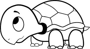 free printable turtle coloring pages kids printable turtle