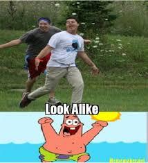 Patrick Meme Generator - meme maker look alike