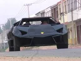 who made the lamborghini aventador builds own lamborghini