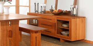Solid Oak Buffet by Cherry Wood Buffet Table Cherry Wood Buffet Cabinet Server Dining