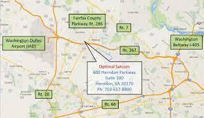 Fairfax Zip Code Map by Optimal Satcom Headquarters Optimal Satcom Corporate Website