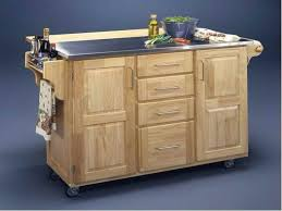 movable kitchen islands butcher block table movable kitchen