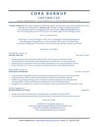 Resume Sample Multiple Position Same Company by How To Spin Your Resume For A Career Change The Muse