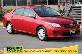 toyota corolla commercial used 2011 toyota corolla for sale in nottingham md near