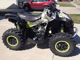 used 2016 can am renegade x xc 1000 atvs for sale in nebraska