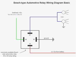 standard relay wiring diagram standard wiring diagrams instruction
