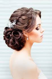 bridal hairstyles 22 stylish bridal hairstyles for a fall winter indian