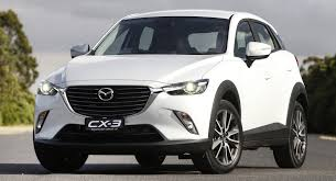 mazda 2 crossover mazda cx 3 buyer interest levels five times higher than mazda 2
