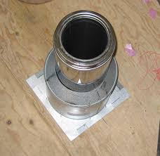 Fireplace Pipe For Wood Burn by Installing A Wood Stove